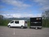 Convoy de camino a Noruega