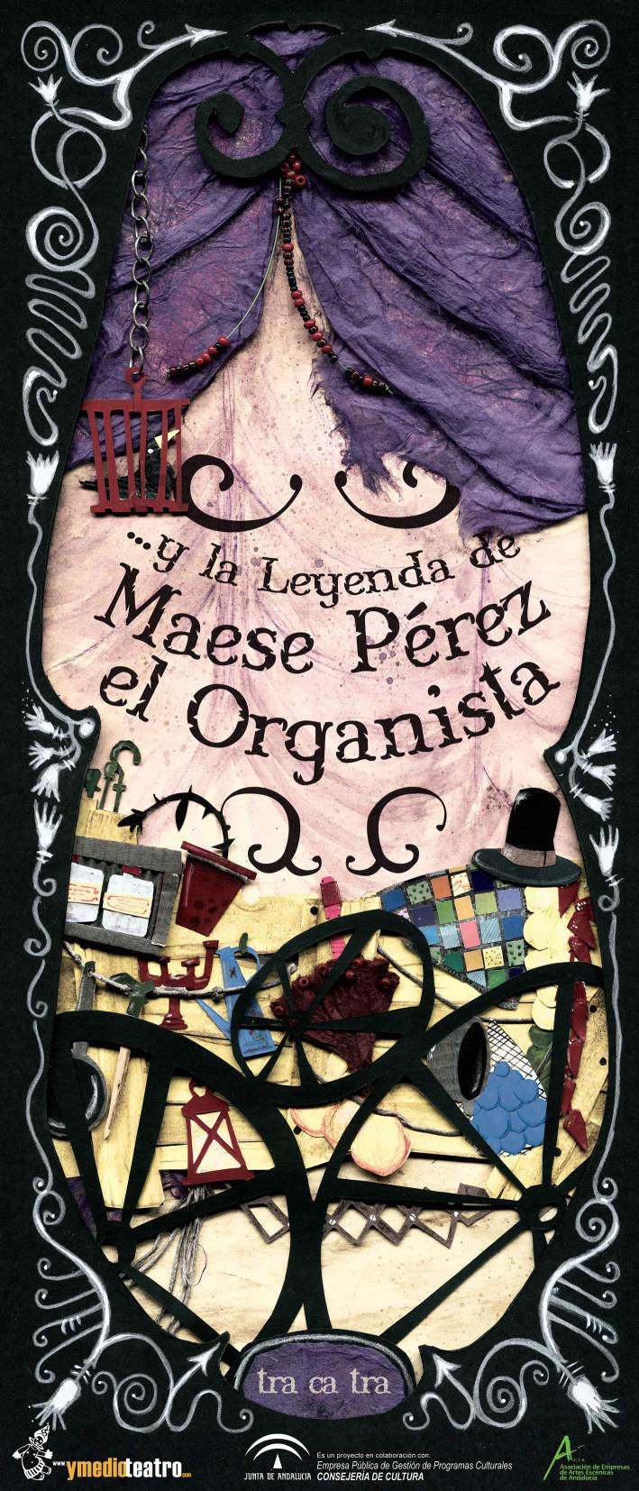 Cartel Maese Pérez